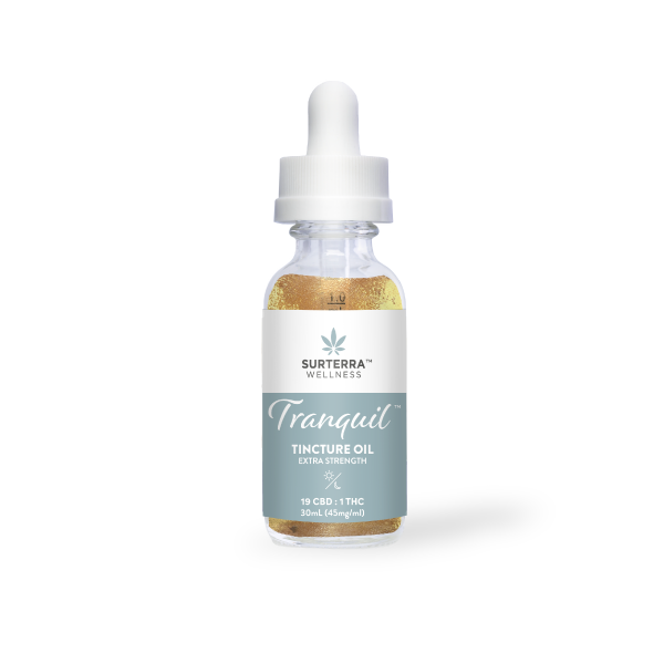 Tranquil 19:1 Extra Strength - Tincture Oil